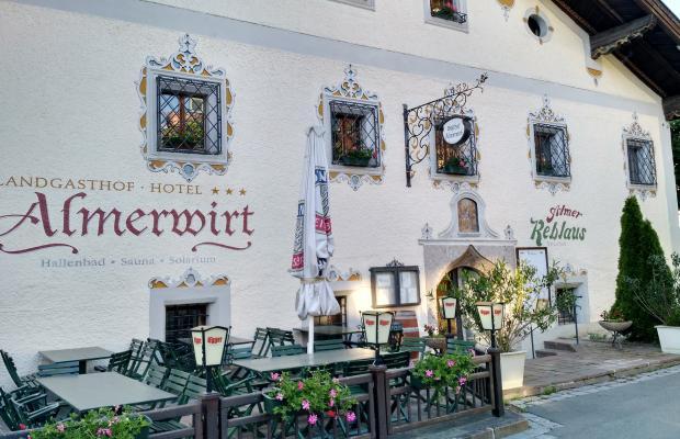 фотографии Landgasthof-Hotel Almerwirt изображение №8