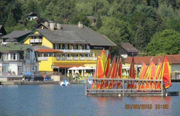 фотографии отеля Seehotel Steiner изображение №3
