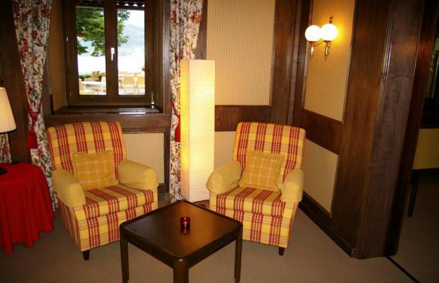 фотографии отеля Inselhotel Faakersee изображение №11