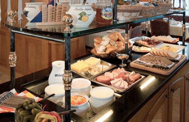 фотографии отеля Hotel Garni Lasalt изображение №15