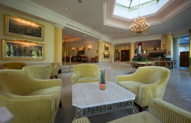 фотографии отеля Hotel Schloss Seefels изображение №39