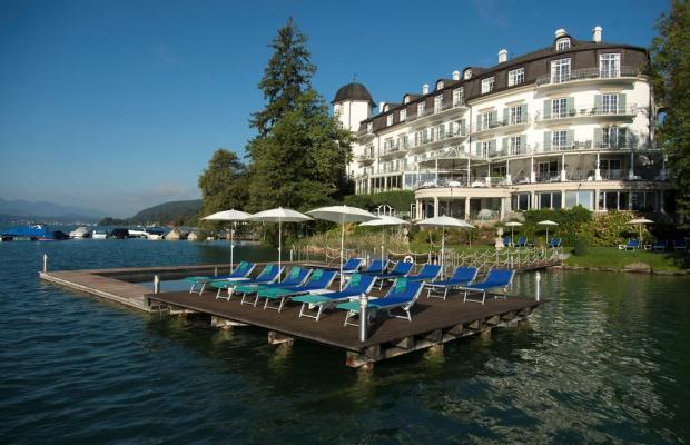 фото отеля Hotel Schloss Seefels изображение №25