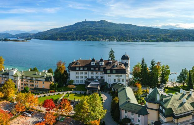 фотографии отеля Hotel Schloss Seefels изображение №19