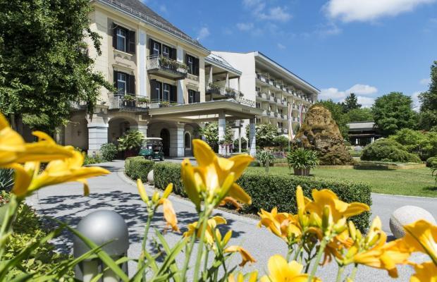 фото отеля Warmbaderhof изображение №1