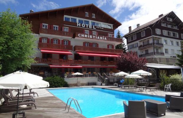 фото отеля Hotel Le Christiania изображение №17