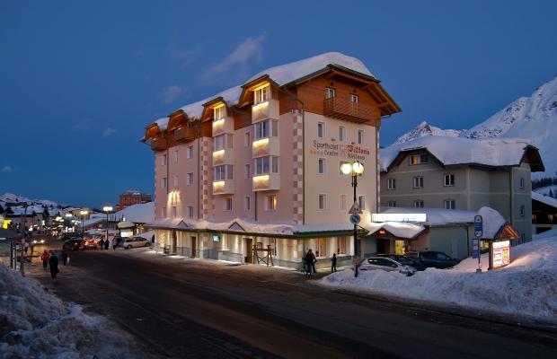 фотографии отеля Sport Hotel Vittoria изображение №7