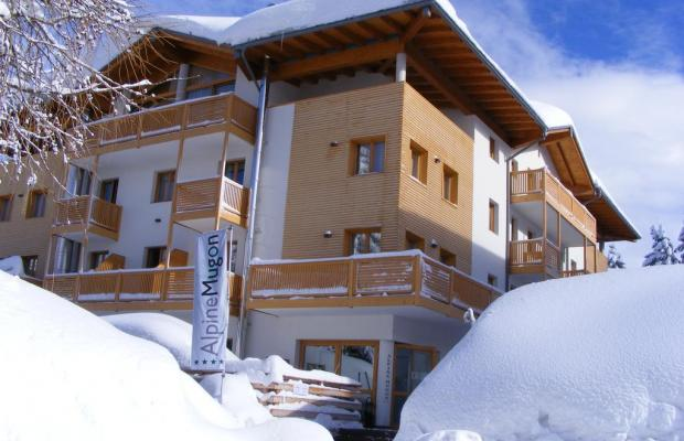 фото отеля Alpine Mugon изображение №1