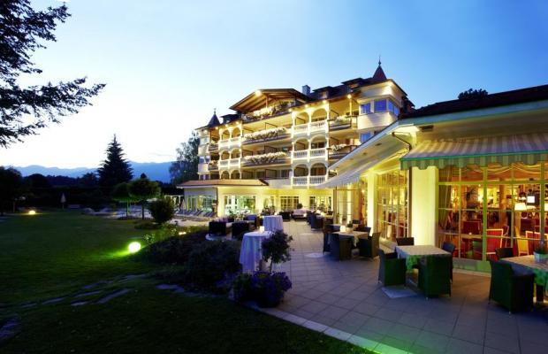 фотографии отеля Hotel & Spa Das Majestic изображение №23