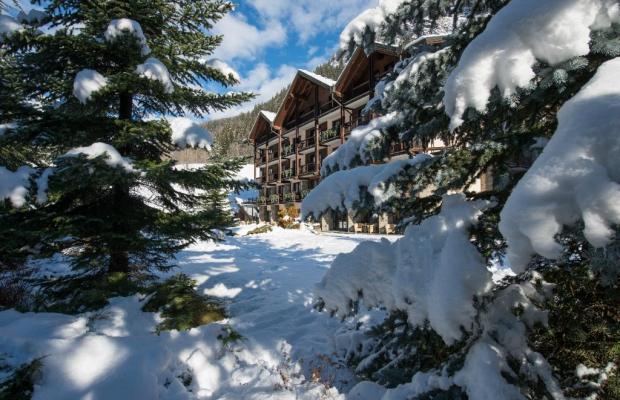фото отеля QC Terme Monte Bianco (ех. QC Terme Pre Saint Didier Spa and Resort) изображение №1