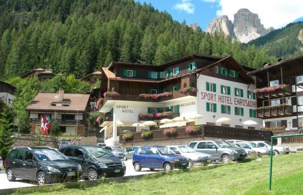 фото отеля Sport Hotel Enrosadira изображение №25