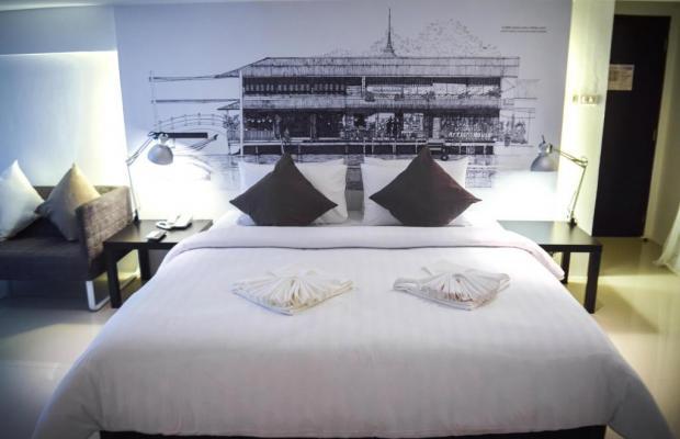 фотографии отеля Siam Villa Suites Suvarnabhumi изображение №3