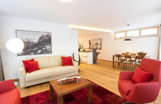 фото отеля Schneeweiss lifestyle - Apartments - Living изображение №69