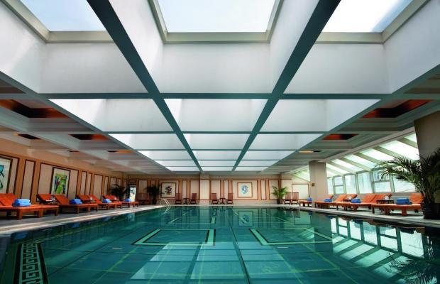 фотографии отеля Sunworld Dynasty Hotel Beijing (ex. Tianlun Dynasty) изображение №11