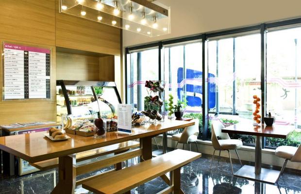 фотографии отеля Aloft Beijing Haidian изображение №11