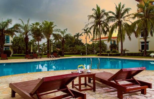 фото Huayuan Hot Spring Seaview Resort изображение №14