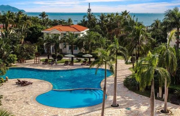 фото Huayuan Hot Spring Seaview Resort изображение №10
