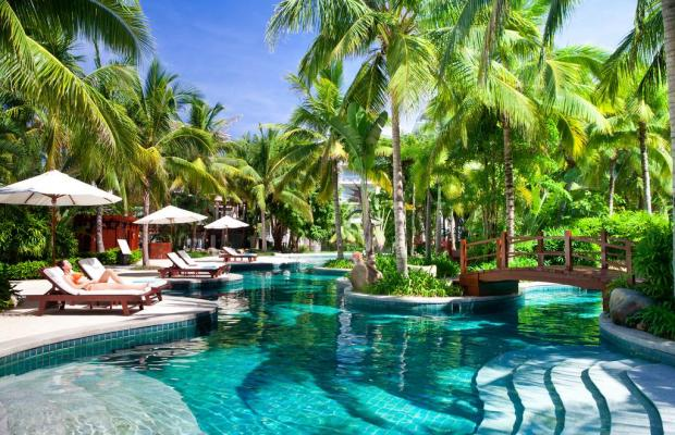 фотографии отеля Huayu Resort & Spa Yalong Bay Sanya изображение №3