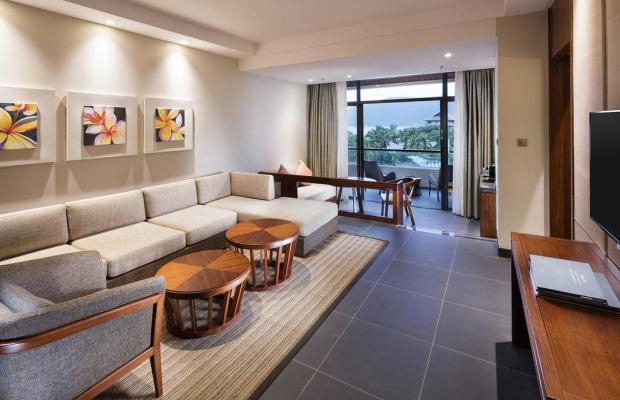 фотографии отеля Hilton Sanya Yalong Bay Resort изображение №11