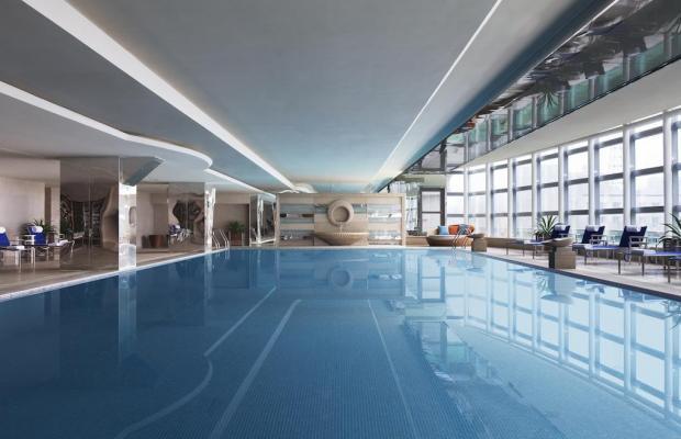 фото отеля Marriott Beijing City Wall изображение №21