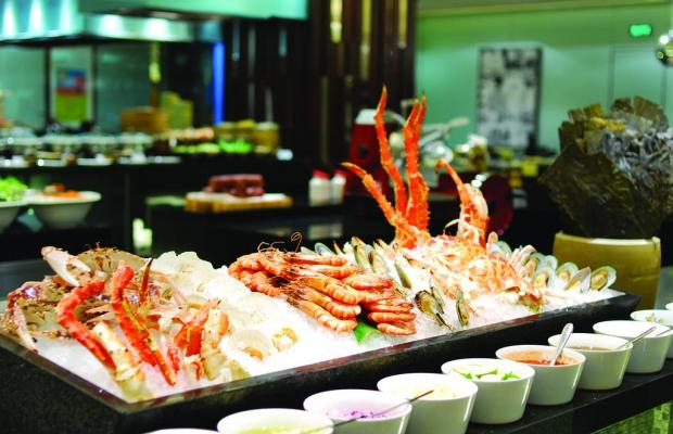 фотографии отеля Marriott Beijing City Wall изображение №3