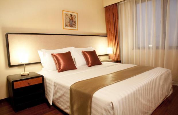 фотографии Beijing HWA Apartment Hotel изображение №12