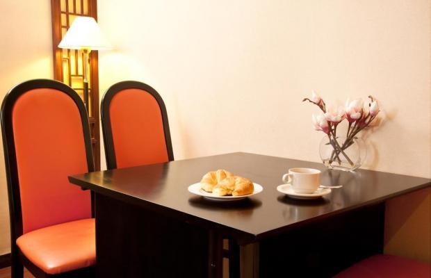 фотографии отеля Beijing HWA Apartment Hotel изображение №11