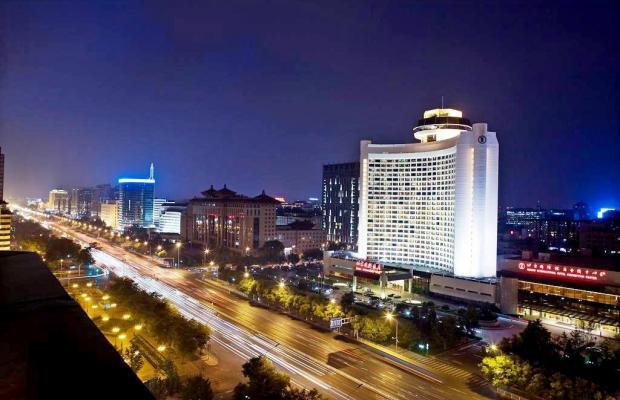 фото отеля Beijing International изображение №25
