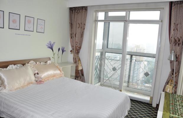 фотографии отеля Jinqiao International Apartment (ex. Beijing Jinqiao Guoji Gongyu) изображение №19