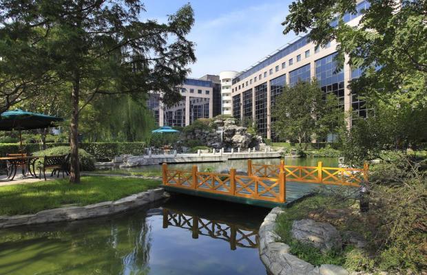 фотографии отеля The Kempinski Hotel Beijing Lufthansa Center изображение №23