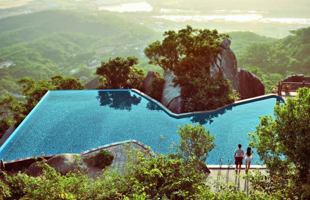 фотографии отеля Yalong Bay Tropical Paradise Forest Park изображение №11