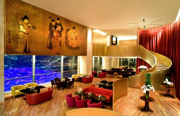 фотографии отеля Pangu 7 Star Hotel изображение №7