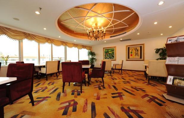 фото отеля Howard Johnson Paragon изображение №29