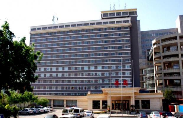 фото отеля Qiao Yuan Hotel Beijing изображение №1
