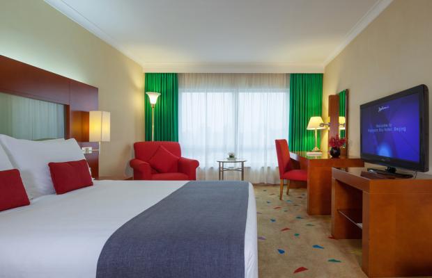 фотографии Radisson Blu Hotel Beijing изображение №8