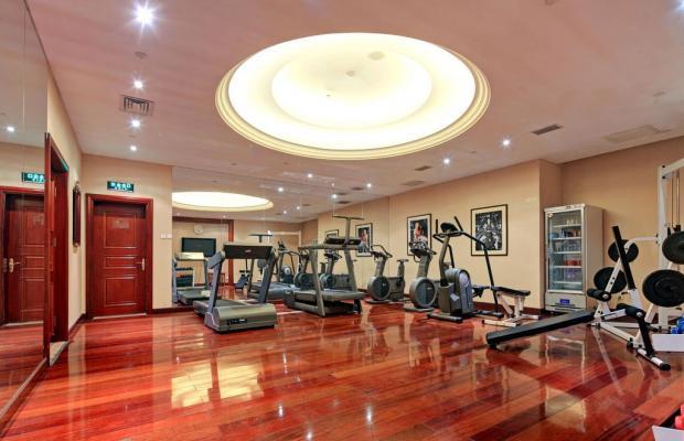 фотографии отеля Xinhai Jin Jiang Hotel изображение №7