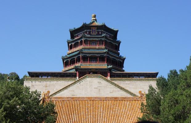 фото отеля Home Inn Beijing Zizhu Bridge  изображение №1