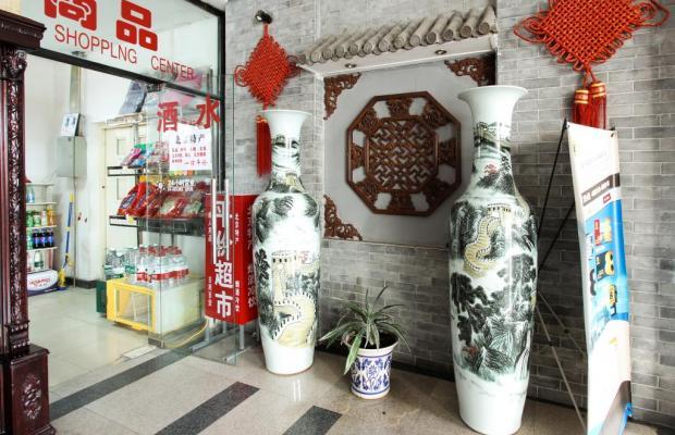 фотографии отеля Dongsi Super 8 Hotel изображение №7
