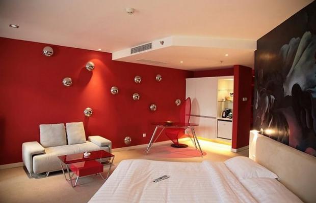 фото отеля Beijing Mandarin Fortuneland Business Hotel изображение №9
