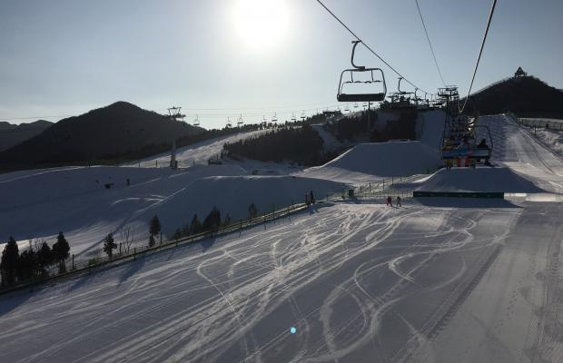 фотографии отеля Nanshan Ski Village изображение №3