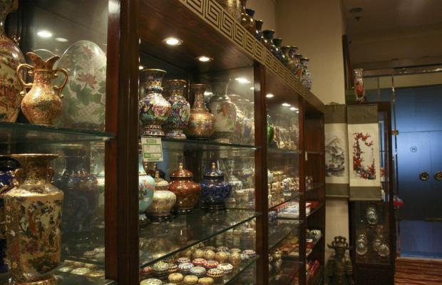 фото The Great Wall Sheraton Hotel Beijing изображение №22