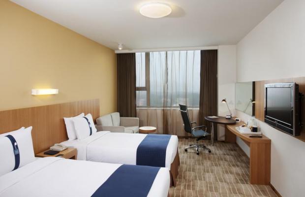 фотографии отеля Holiday Inn Express Beijing Minzuyuan изображение №7