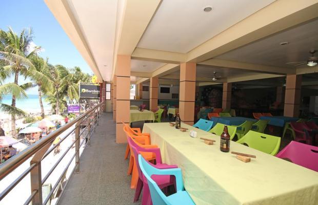 фотографии отеля Bamboo Beach Resort and Restaurant изображение №11