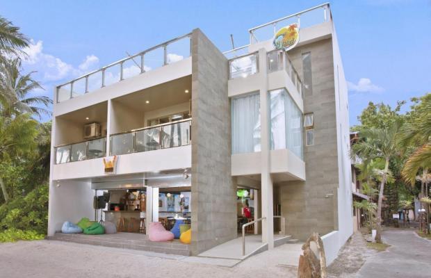 фото отеля B Pod изображение №1