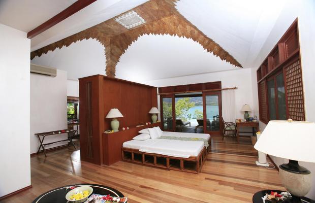 фотографии отеля Badian Island Resort & SPA изображение №11