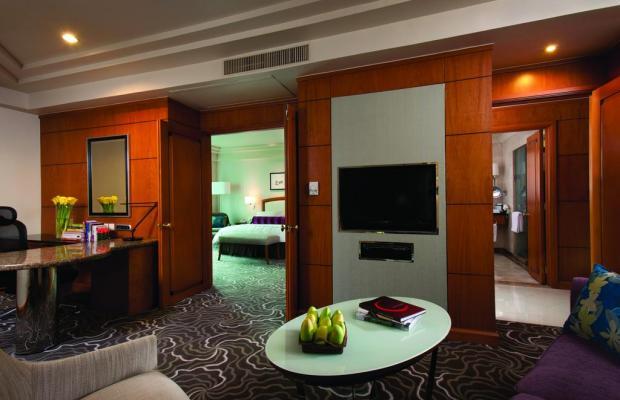 фотографии отеля Pan Pacific Manila изображение №23