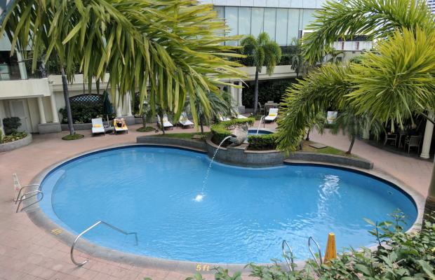 фото отеля Pan Pacific Manila изображение №1