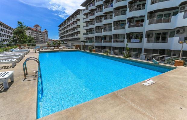 фото отеля Jomtien Plaza Residence изображение №1