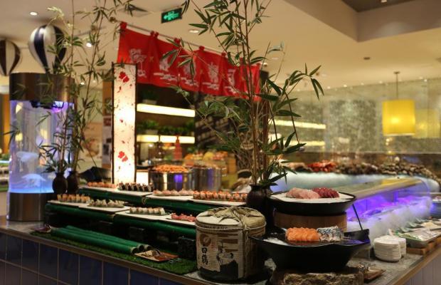 фотографии отеля Shangri-La Hotel Dalian изображение №27