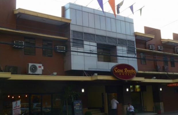 фотографии отеля Casa Bocobo изображение №7