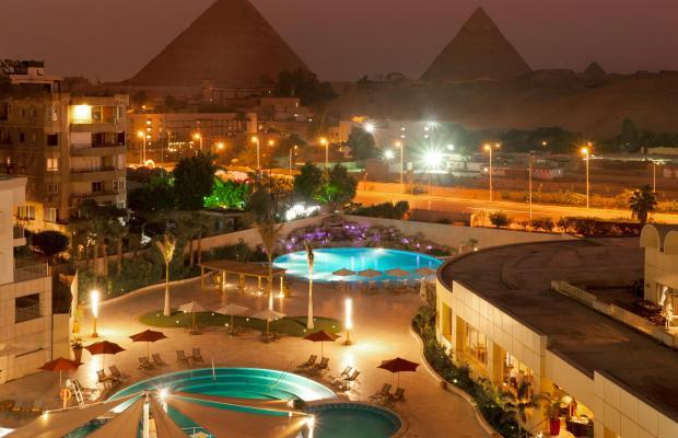 фото отеля Le Meridien Pyramids изображение №9